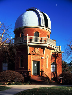 Franklin Institute telescope
