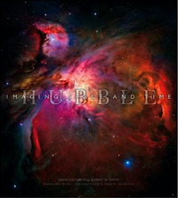 book cover of Hubble: Imaging Space and Time