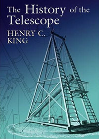 History of the Telescope book cover