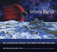 book cover of Infinite Worlds