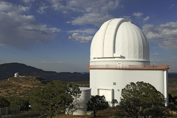107-inch Harlan Smith Telescope